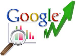 Primeros puestos google